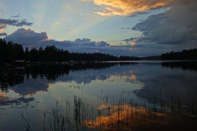 The lake Keitele, Viitasaari Finland Ilpo Laitinen
