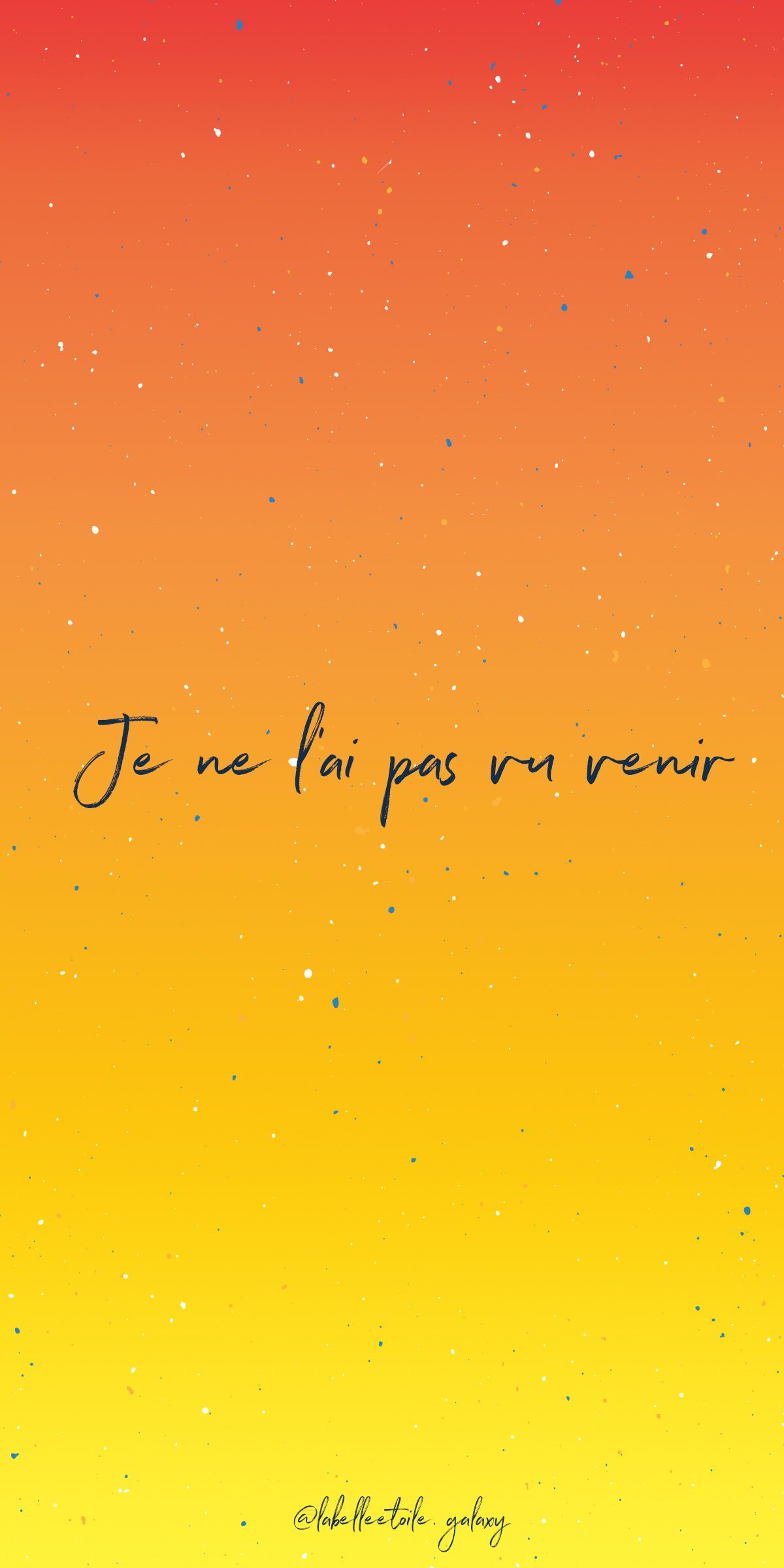Je Ne T Ai Pas Vue : Venir, Didn't, Coming, Bonjour, Right, Learn, French, Learning, Kids,, French,, Quotes
