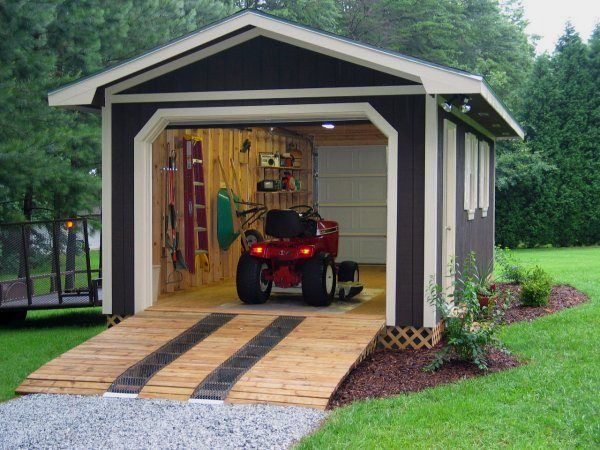 1000+ images about Garden shed on Pinterest   Traditional, Sheds ...