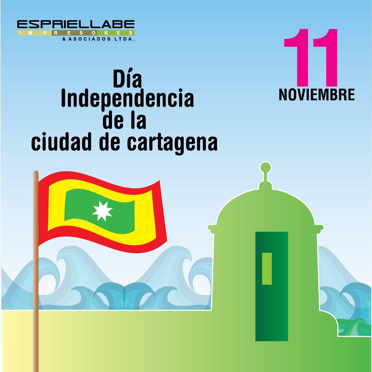 La independencia de cartagena
