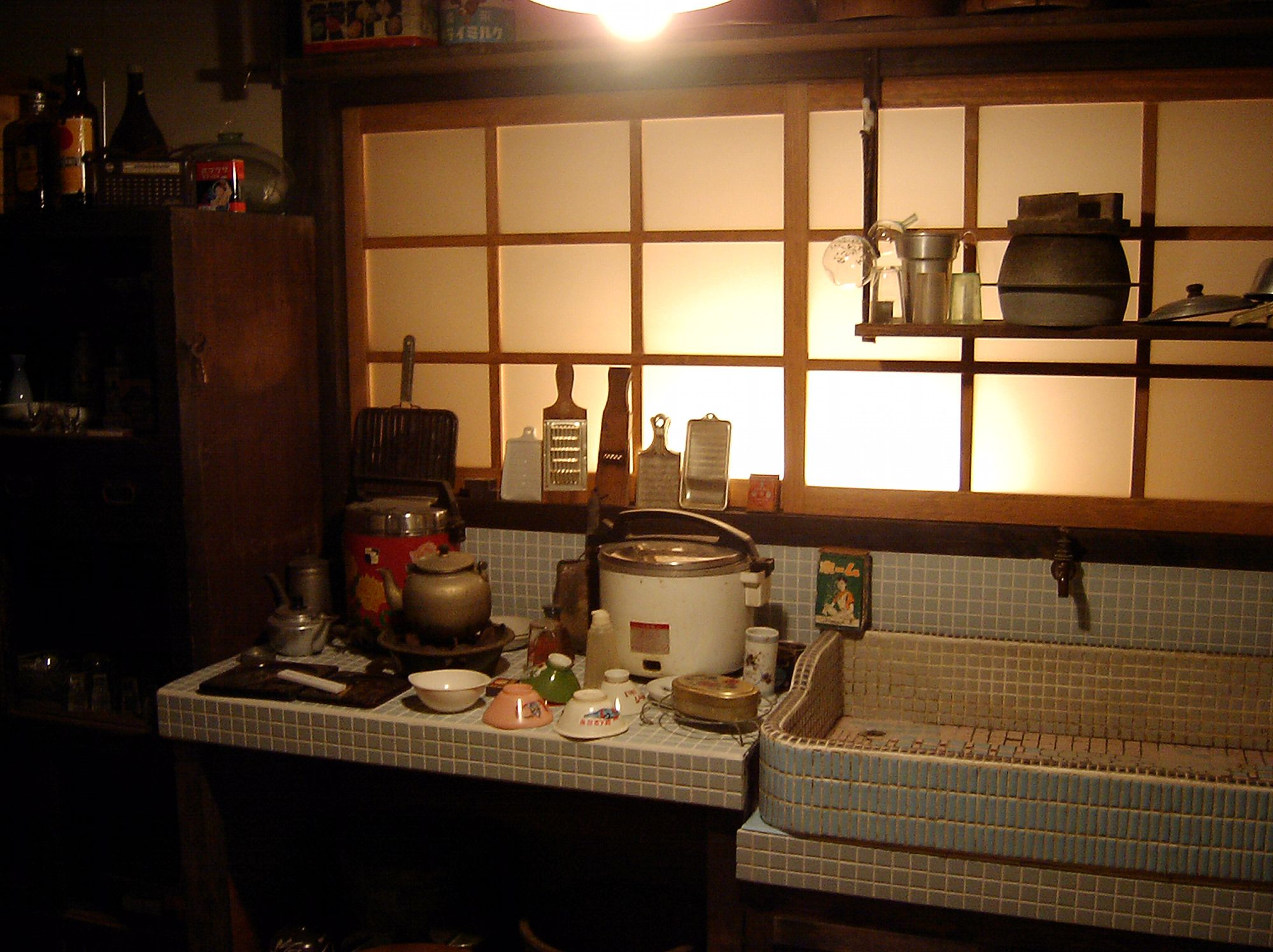 Pin by sub rosa mercantile on e t pinterest japanese for Japanese traditional kitchen design