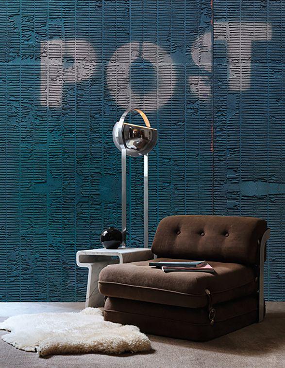 Post wallcovering wallpaper cartadaparati cartedaparati · wall writinginterior design