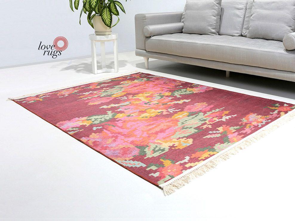 Love Rugs propone una selezione di resistenti tappeti