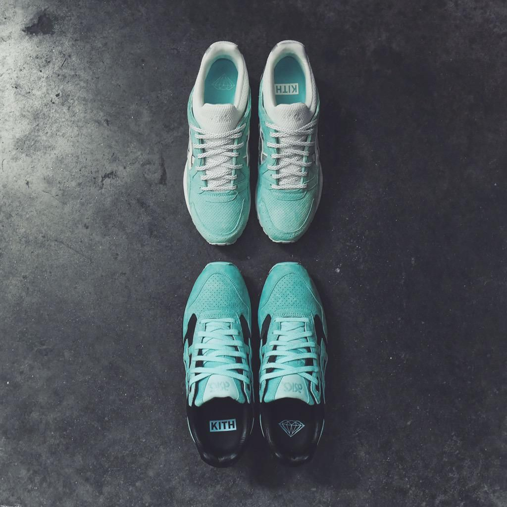 asics gel lyte v diamond supply co