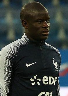 نغولو كانتي Ngolo Kante Chelsea Athletic Jacket Athletic