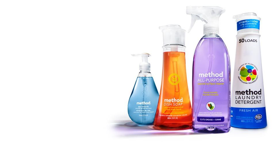 Method Makes The Best All Purpose Cleaner Smells Like