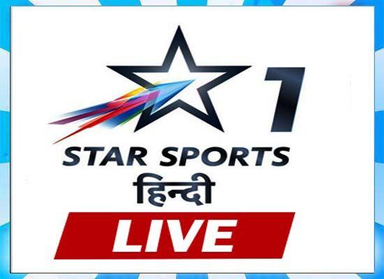 Watch Star Sports 1 Live TV Channel Live Cricket Match in