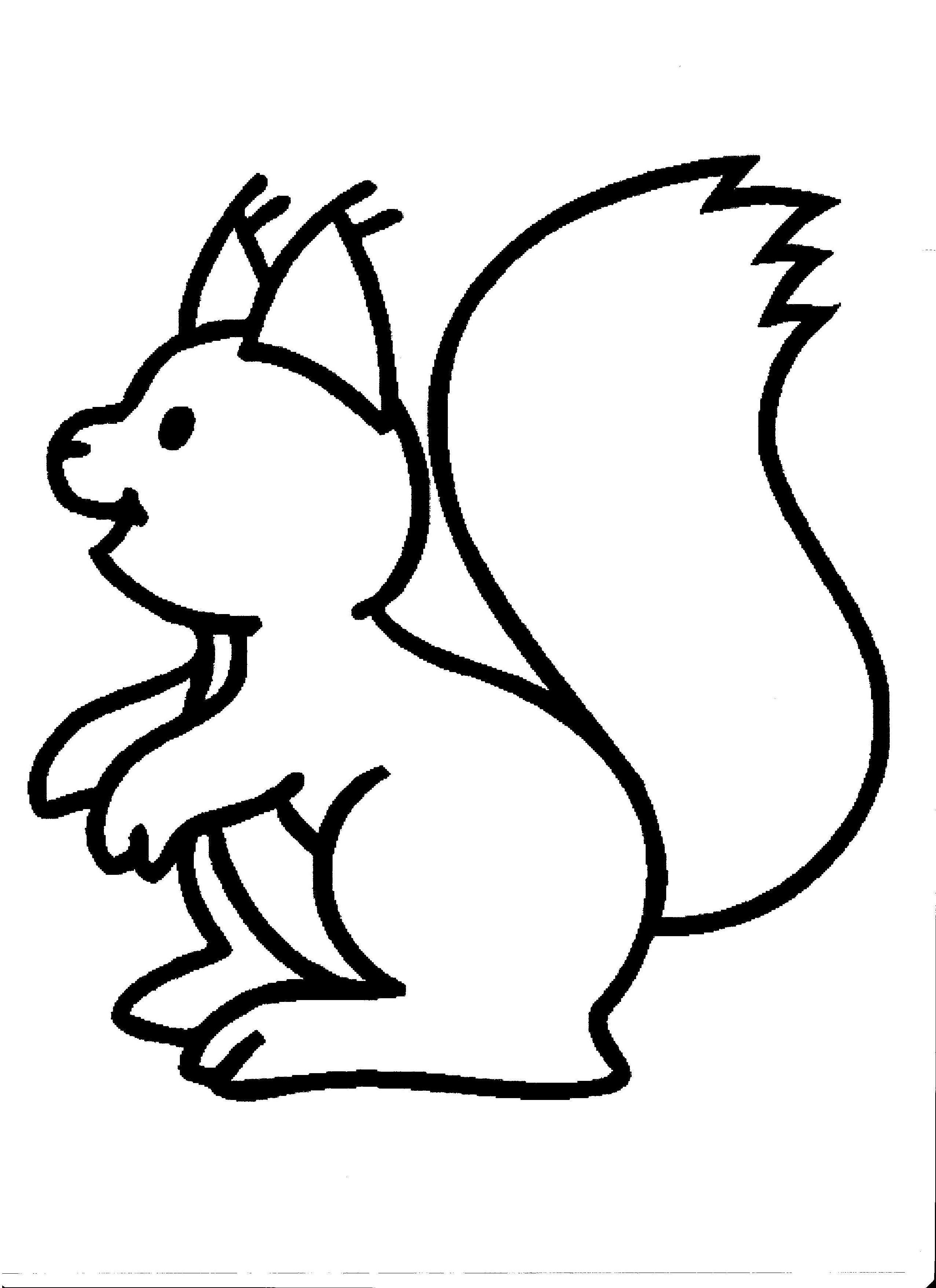 Pin Von Nanci Auf Omalovanky Zvirata Ausmalbilder Tiere Ausmalbilder Eichhornchen