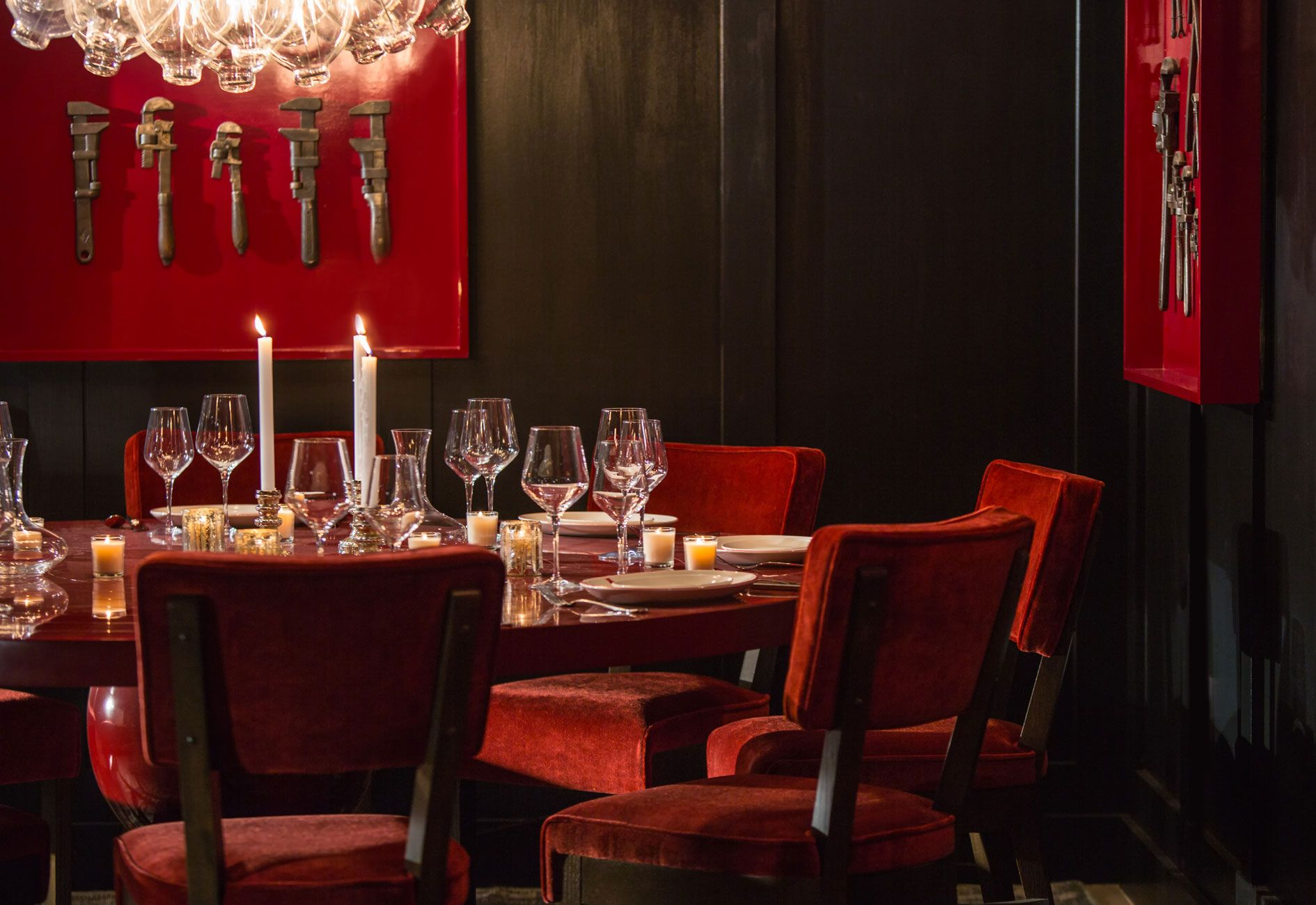 Red Owl Tavern Markzeff Design In 2020 Bar Design Restaurant Restaurant Interior Restaurant Interior Design