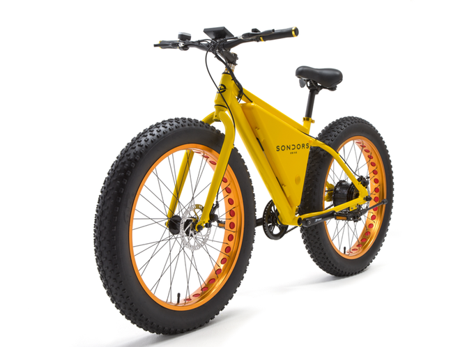 Sondors Electric Bike Most Affordable Ebike Ever By Storm Kickstarter