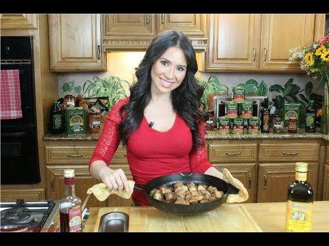 Chicken Scarpariello - Rossella's Cooking with Nonna