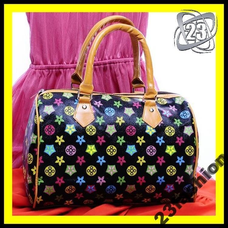 Kuferek Gwiazd Atmosphere Japan Style Monogram Japan Fashion Louis Vuitton Speedy Bag Monogram