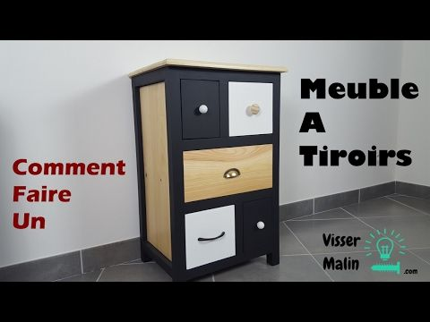 42 Diy Comment Fabriquer Un Meuble En Carton Pour Le Rangement Atelier Youtube Meuble A Tiroir Comment Fabriquer Des Meubles Fabrication Meuble