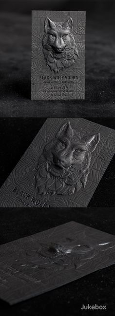 Concepts prints design card
