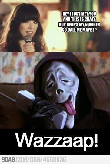 Waazzzzzuuppp Funny Scary Movies Scary Movies Scary Movie 1