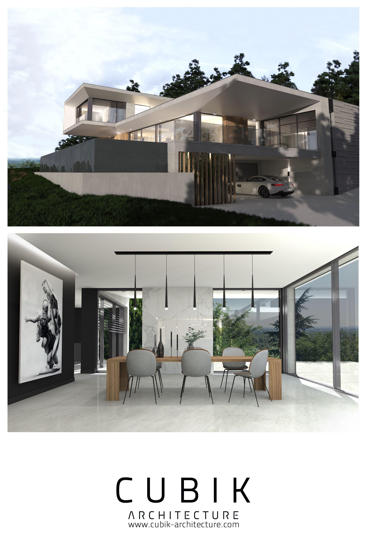 Maison Du0027architecte Contemporaine Et Moderne à ...