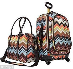 Target - Sweet Luggage Bags - NEED!!!!