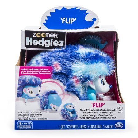 Toys Interactive baby dolls, Your pet, Hedgehog