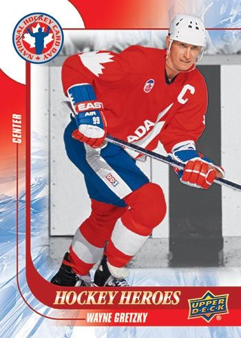 Sports In 2020 Hockey Cards Wayne Gretzky Team Canada Hockey