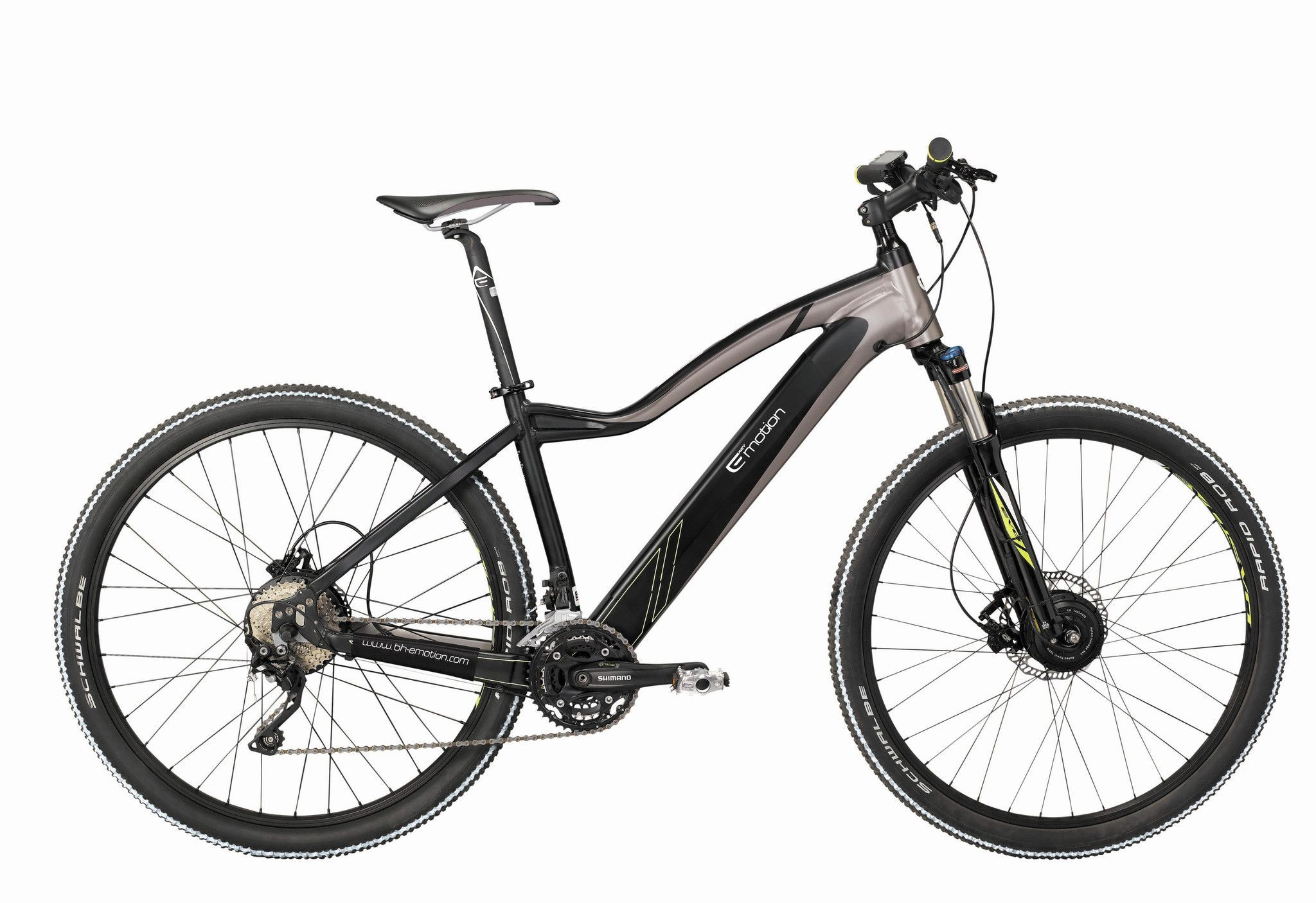 Evo 600w Snow 29 Quot Pro Electric Mountain Bike By Bh Easy