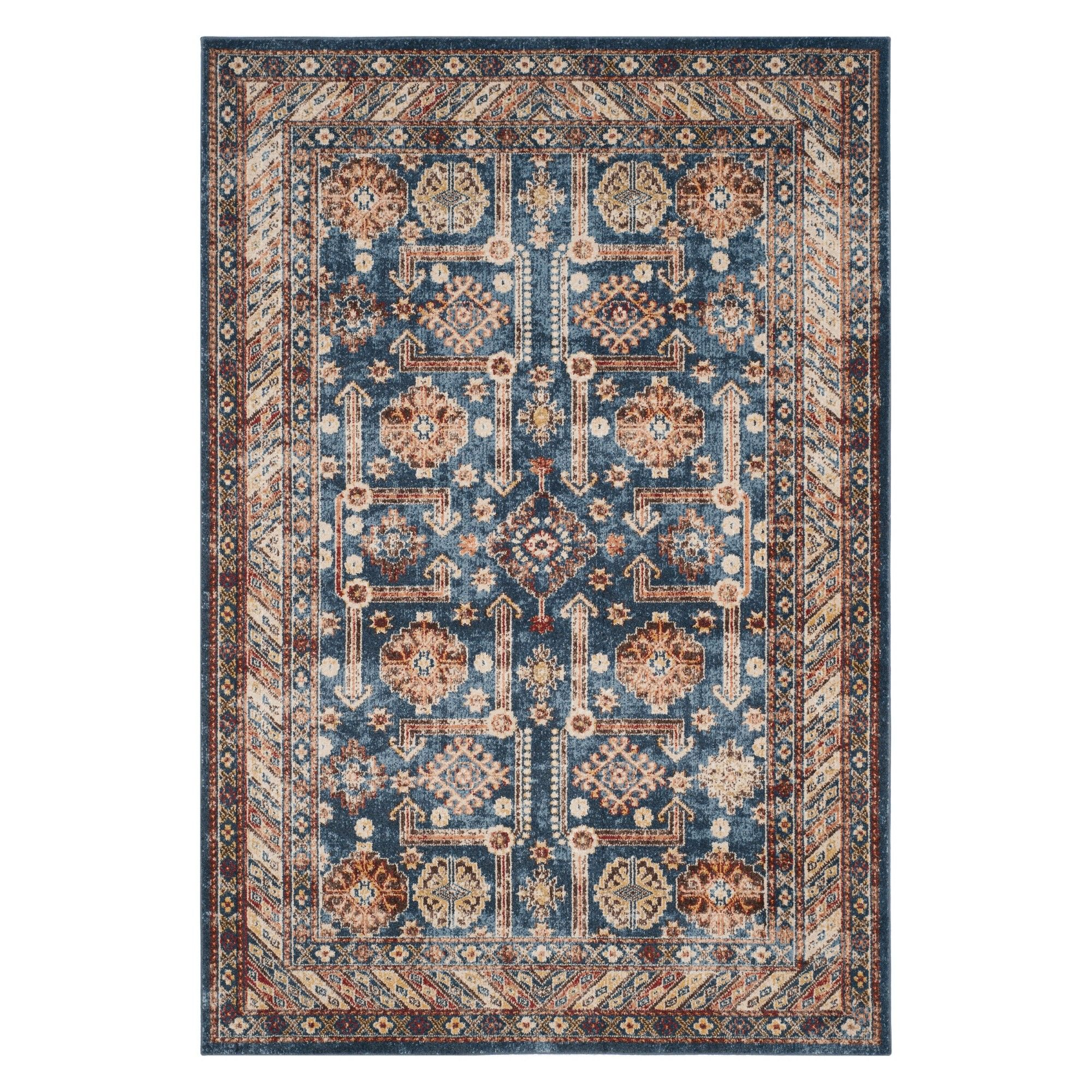 Elson Royal Ivory Area Rug Contemporary Area Rugs