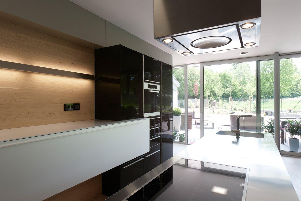 plan 3 küche (kuchyně) / Rezidence Zlín / Eleganter Minimalismus ...