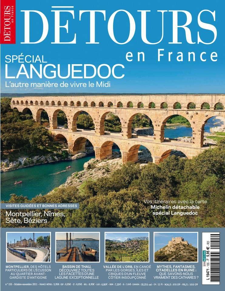 Détours en France - N° 155 - Octobre-Novembre 2011