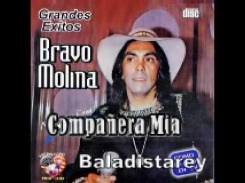 Compañera Mia  Bravo Molina.wmv - YouTube