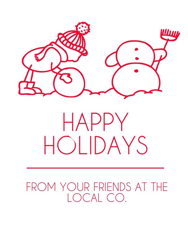 Happy holidays! :: Create Christmas designs for your friends and family this year with PixTeller.