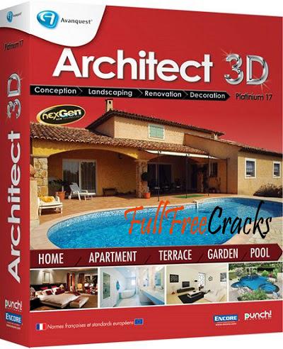Architect 3D Ultimate 2017 Serial keys | Webs | Home design software