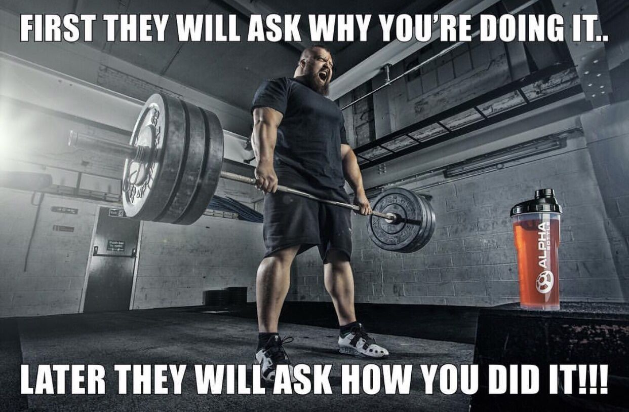 Pin by BarBend on Powerlifting Quotes | Powerlifting ...