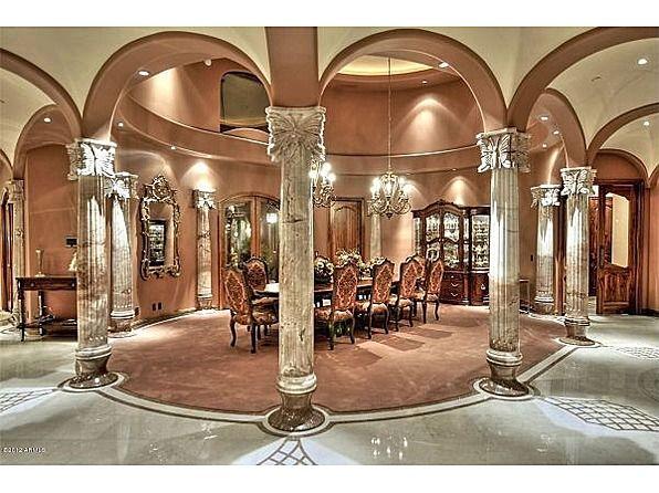11225 N Crestview Dr Fountain Hills Az 85268 Luxury Dinning