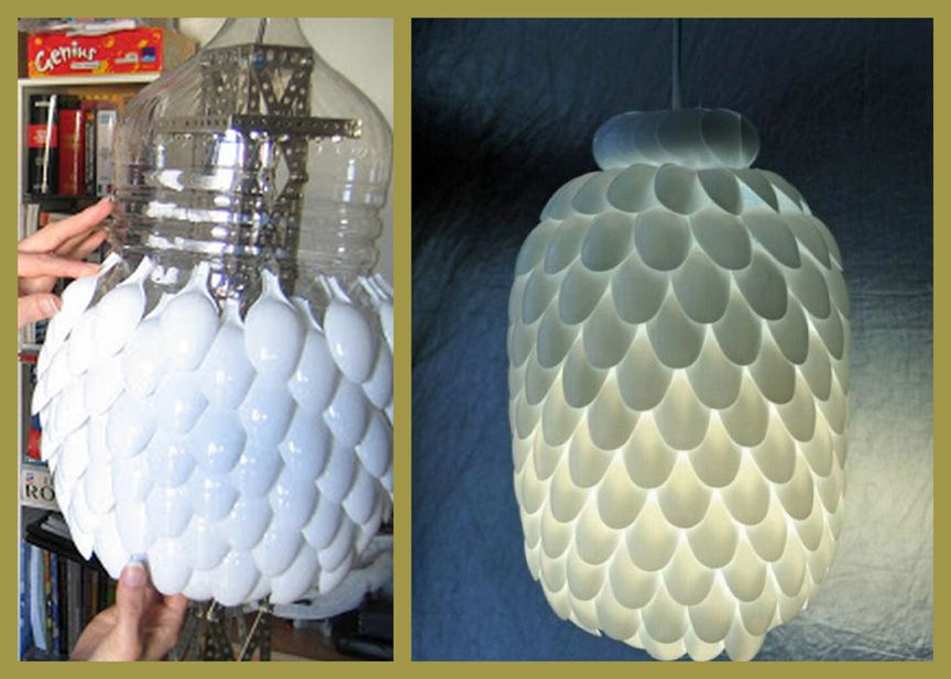 image result for diy lamp shade - Diy Lampshade