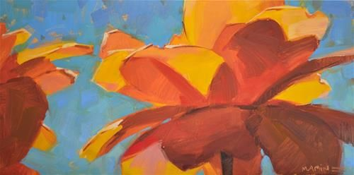 DPW Fine Art Friendly Auctions - Layers of Light by Carol Marine