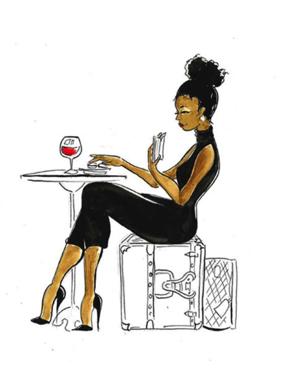 newest fb7a1 6655d Debra Cartwright Artist | Art | Black girl art, Art, Black women art