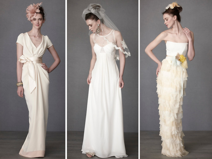 Unique Wedding Dresses For Second
