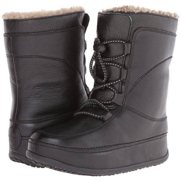 FitFlop Women's Boot, Mukluk
