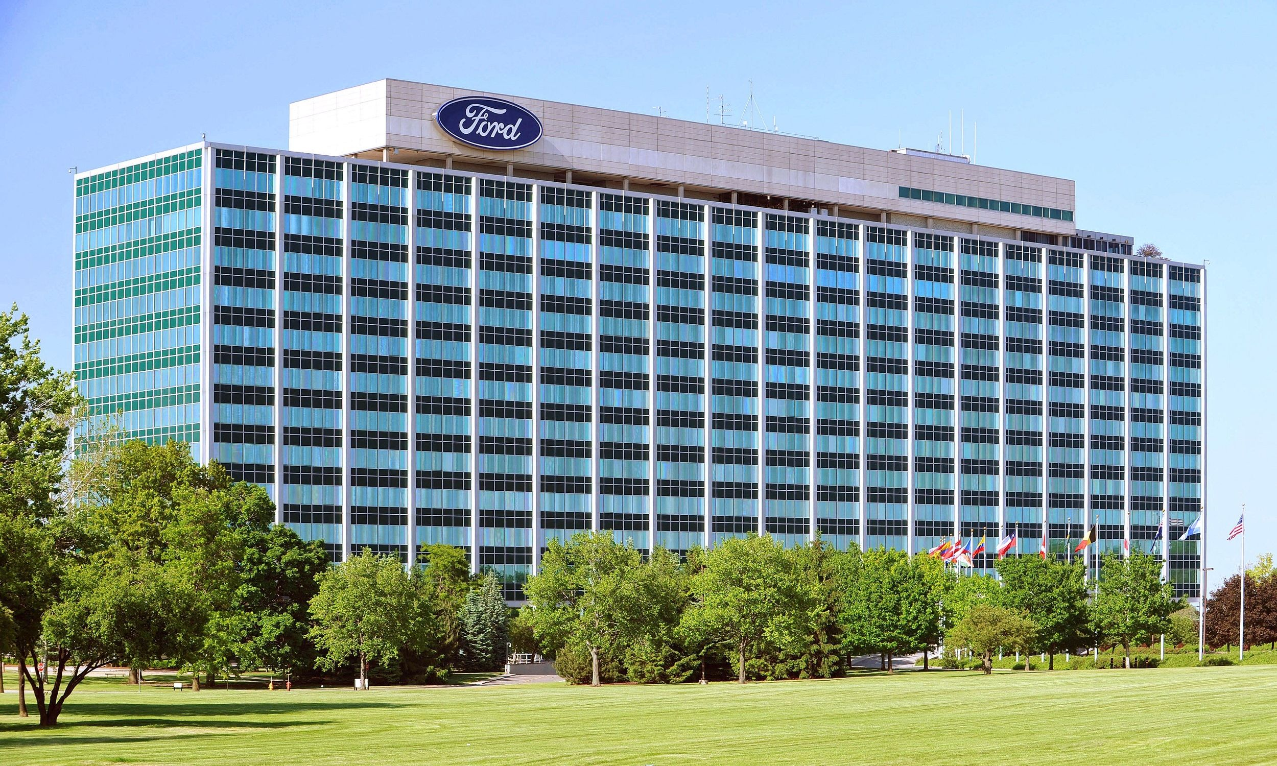 Fbi Searches Ford Headquarters With Images Ford Motor Company