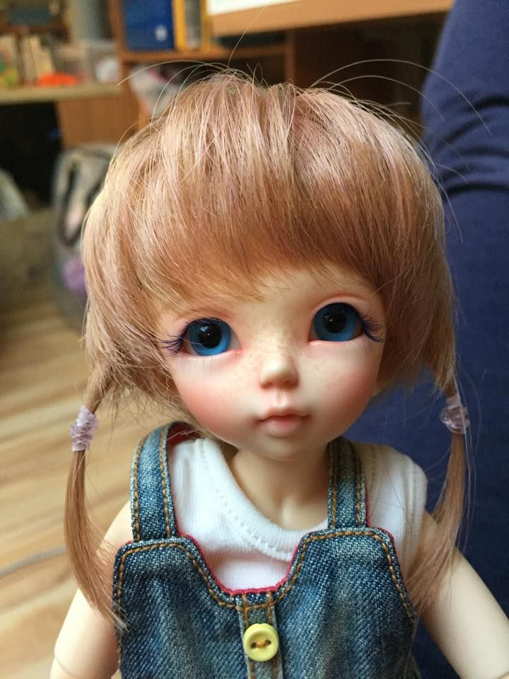 Pin by Anna Przyborowska on doll - freckles - bjd   Freckles, Dolls, Bjd 0bf55fb86d5