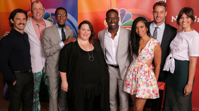 This Is Us - Meet the Cast and Guest Stars! | NBC | Justin