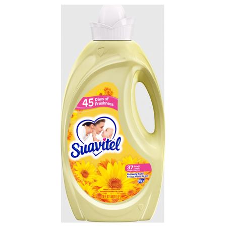 Household Essentials Fabric Softener Morning Sun Liquid