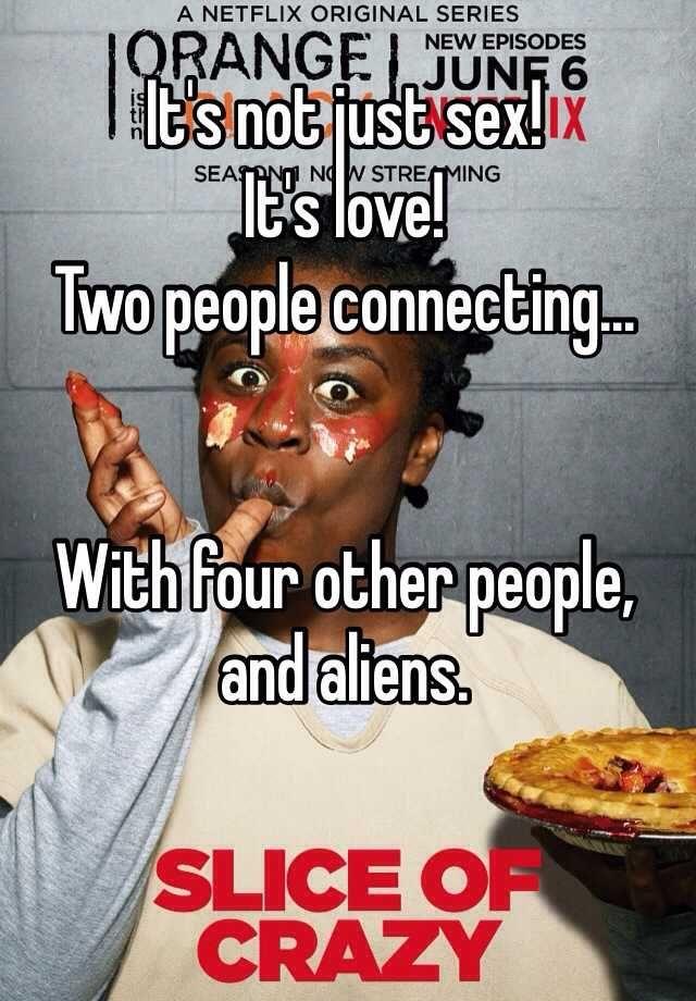 Любовь это для двоих секс