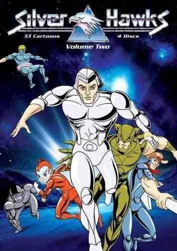 Halcones Galácticos Silverhawks Completa 65 65 Hdtv Inglés No Sub Mega 80 Caricaturas Personajes De Dibujos Animados Clásicos Galactico