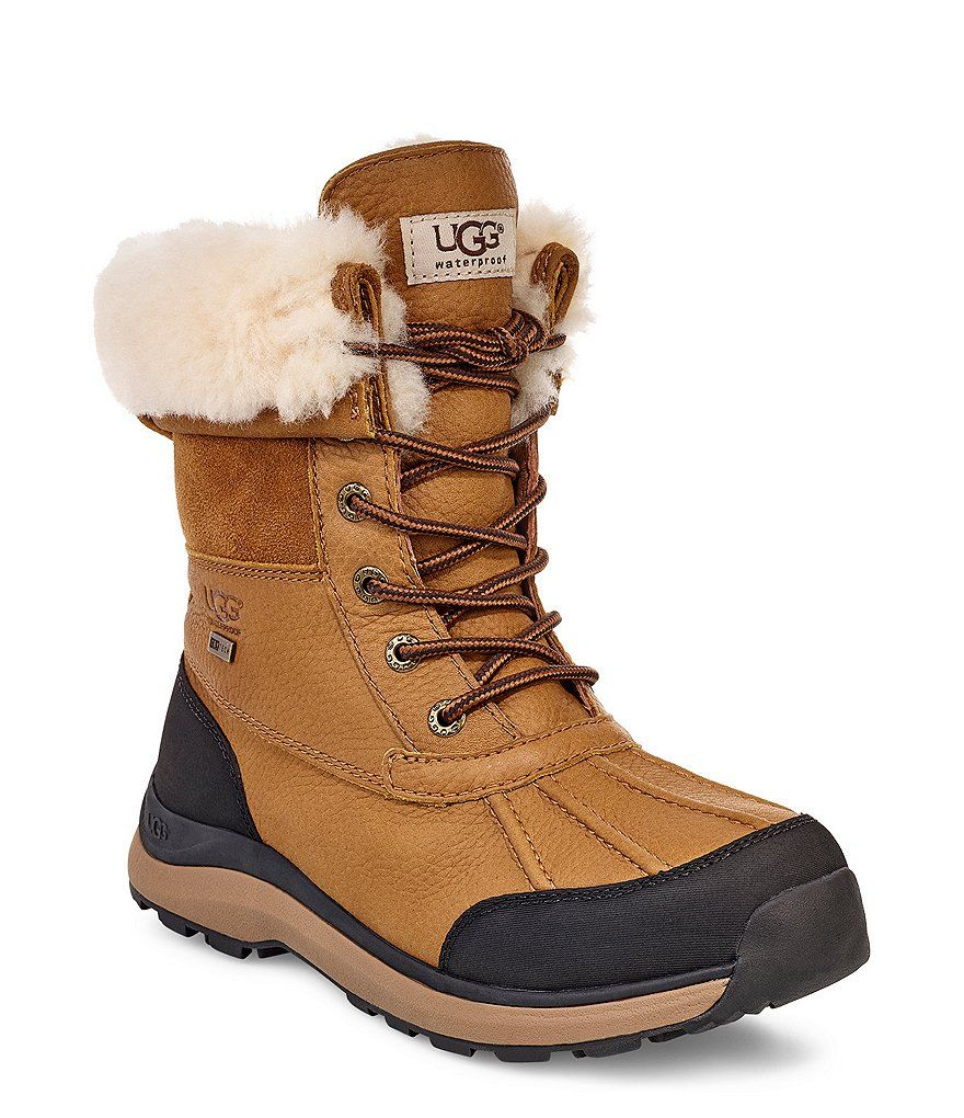 UGG® Adirondack III Waterproof Winter Boots | Dillard's