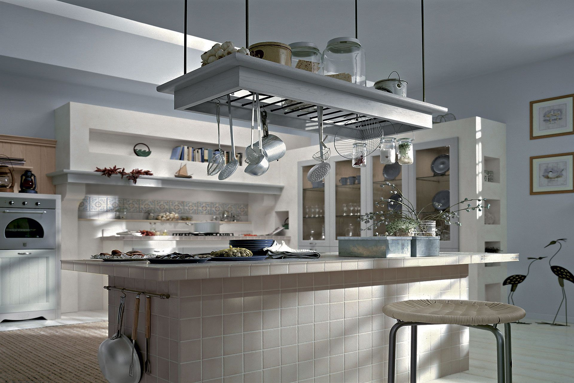 For - Cucine in muratura moderne ...