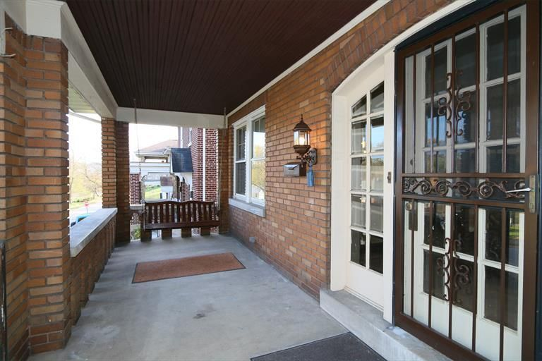 Porch for 2605 Greenup St Covington, KY 41014