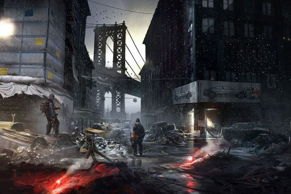 Tom Clancys The Division Game HD Free Wallpaper - Nova Wallpapers
