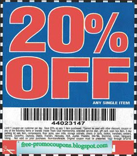Free Printable Harbor Freight Coupons Harbor Freight Coupon Coupons Printable Coupons