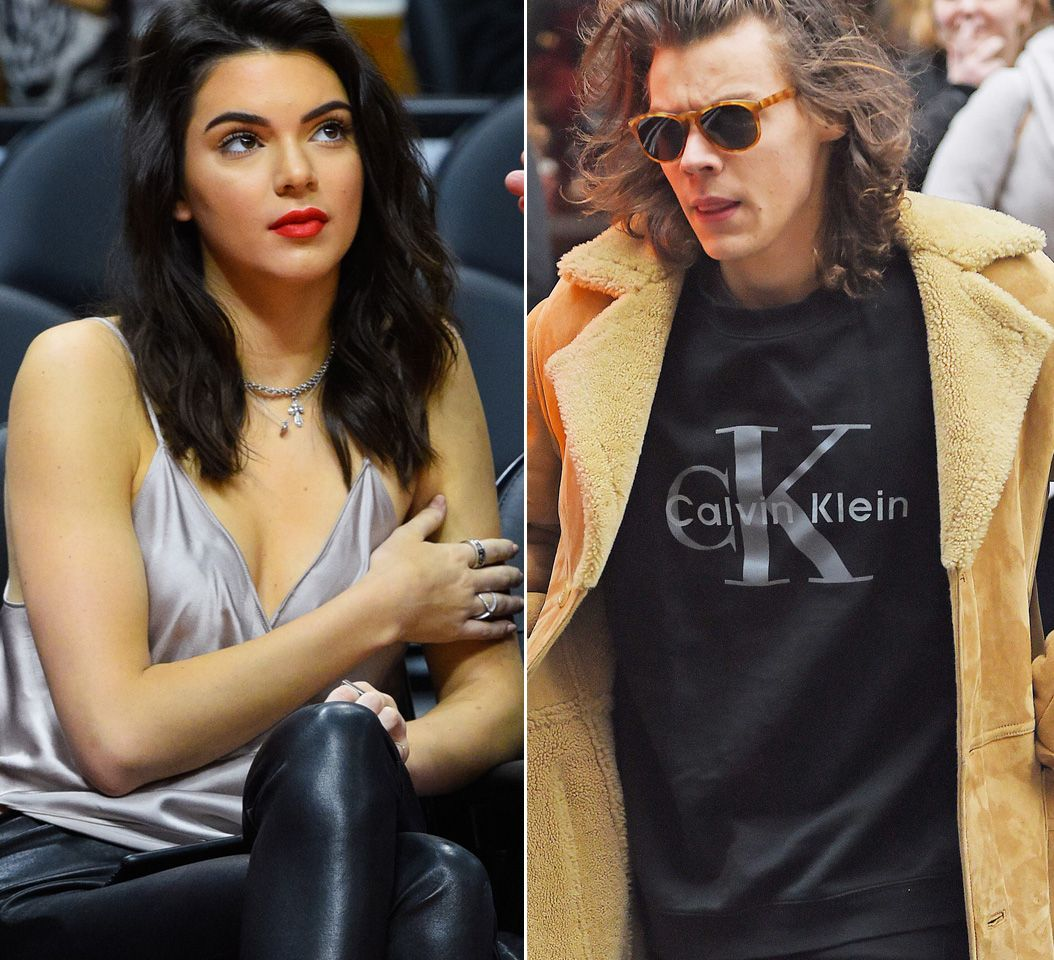 Kendall Jenner Disses Harry Styles and Nadine Leopold's Relationship