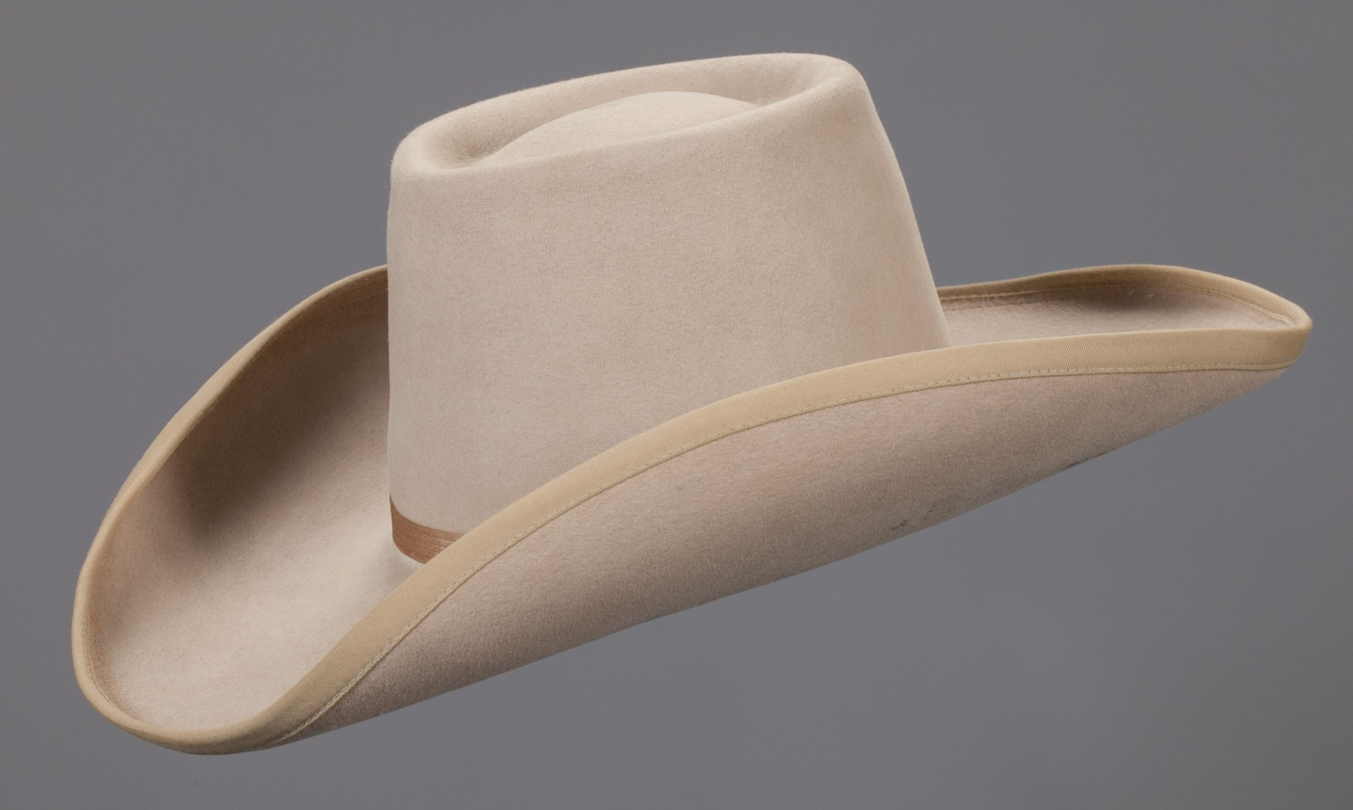 "ce13565cca3 James Arness s Gunsmoke Stetson Hat A James Arness ""Matt Dillon"" Stetson. A  fine"